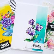 <b>Floral</b> shaker card with Galina Filippenko   You're so sweet   Diy ...