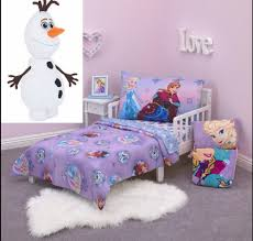 toddler bedding sets girls 4 pieces with pillow plush stuffed toy character paw patrol frozen sofia the first shimmer and shine hello kitty dora moana by db