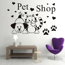 paw print decals for wall dog wallpaper for walls trendy dog wallpaper for walls with dog paw print decals for wall