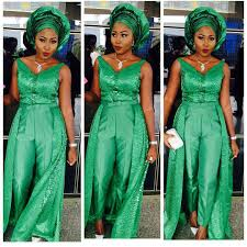 Lovely Aso Ebi Types We Are Crushing On This Week Hairstyle For