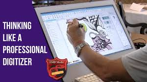 Anatomy Of A Design How To Think Like A Digitizer How To Edit A Machine Embroidery Design As A Digitizer Embroidery Medic