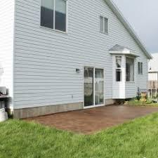 plain concrete patio. Thumb-size Of Adorable Stamped Colored Grey Concrete Patio Inexpensive Ideas Plain