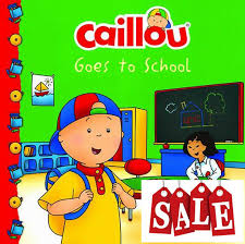 all les in the caillou