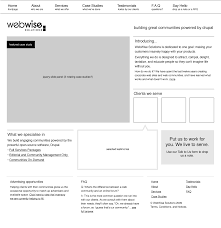 A short guide to creating an efficient conference website