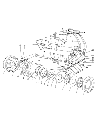 1920 new holland tractor repair with wiring diagram 167794 full size