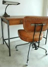Executive Desk Chairs Leather Brown Office Chair Awesome  Truck Furniture23