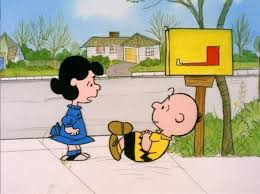 Charlie Brown Mailbox Charlie Brown Waiting By Mailbox dynastyteam