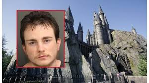 Wrex To Kidnap Accused Girl Man At Ride Harry Of Potter Trying fIvwtq