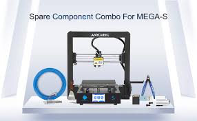 ANYCUBIC Mega S 3D Printer, Upgrade FDM 3D ... - Amazon.com