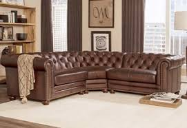 Living rooms with brown furniture Dark Brown Living Room Sets Leather Sofas Sectionals Costco Wholesale Living Room Furniture Costco