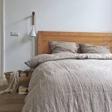 linen duvet cover natural timeless regarding washed inspirations 3