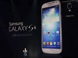galaxy s4 emerges to do battle