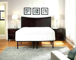 bed with nightstands attached. Simple Bed Bed With Nightstands Attached Amazing Queen Built In  Large Size Of High Platform Ikea Malm  And I