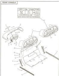 1993 gas club car wiring diagram diagrams 1992 diagram