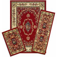 authentic 4 piece area rug sets tayse rugs majesty ivory 8 ft x 10 set mjs3402 set4 emilydangerband 4 piece area rug sets