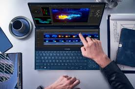 Protouch Computer Charting The Asus Zenbook Pro Duo Looks To Offer A More Productive