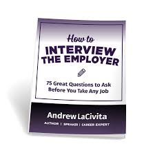 webcast keys to ace any job interview on everything related to asking your questions including how to organize them specifically how to ask them and when to use the information