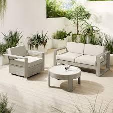 portside outdoor sofa swivel chair