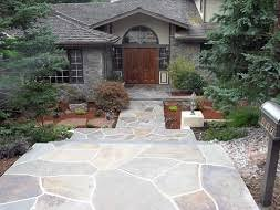 flagstone landscaping. Calnative-Landscaping-Flagstone-02 Flagstone Landscaping