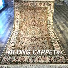 hand knotted wool rug hand knotted carpet flower design silk wool rug wy2031s hand knotted wool hand knotted wool rug