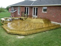 Backyard Deck Design Ideas Stunning R Sultats De Recherche D Images Pour Platform Deck Patio In Designs