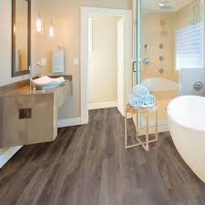 vinyl bathroom flooring. Brown Natural Oak Effect Waterproof Luxury Vinyl Click Flooring 2.20m² Pack | Departments DIY At B\u0026Q Bathroom R