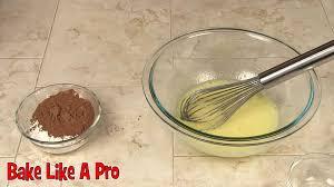 How To Make A Mini Chocolate Birthday Cake Video Dailymotion