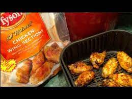 cosori air fryer wings from