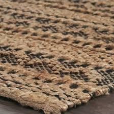 black and brown rug looped braid jute woven rug jet black black brown beige rugs black and brown rug