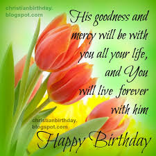 Christian Bday Quotes