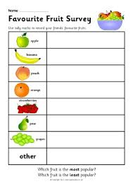 Data Handling Surveys Primary Teaching Resources And