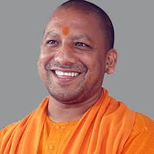 Image result for images of yogi adityanath