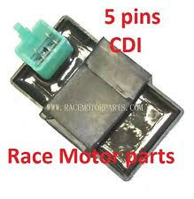 110cc pocket bike cdi box for 50cc 70cc 90cc 100cc 110cc 125cc pit pocket bike ssr x6 x7 x15