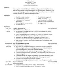 Sweetlooking Generator Mechanic Resume Amazing Cover Letter Sales ...
