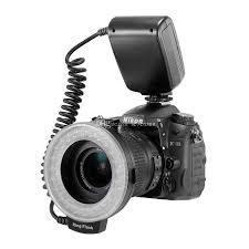Godox Ring 48 Macro Ring Light 2019 Rf 550d Rf 550d Macro Led Ring Flash Light For Canon Nikon Pentax Olympus Panasonic Dslr From Se7ensun 39 2 Dhgate Com