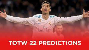 Ebben a sorozatban be szeretném mutatni a magyar válogatott játékosainak általam elkészített virtuális kinézetét!ha tetszett és szeretnél még folytatást. Fifa 18 Team Of The Week 22 Predictions Futhead News