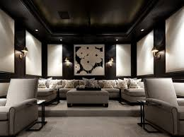 media room paint colors27 Awesome Home Media Room Ideas  DesignAmazing Pictures  Sober
