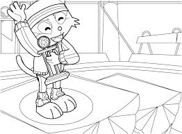 Realistic Gymnastics Coloring Pages Rhythmic Colouring Olympic A