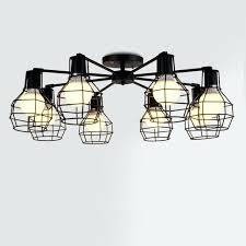 pendant lights for low ceilings modern lamp multiple branch iron ceiling living room home raked pendant lights for low ceilings