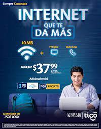 Internet Tigo