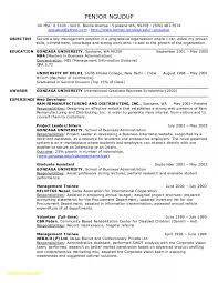New Sample Resume For Administrative Assistant In India Onda