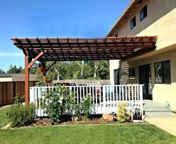 pergola plans attached to house large size of designs attached to house white steel grill gazebo
