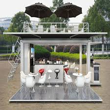 Coffee Bar Design Hydraulic Opening System Shipping Container Coffee Shop For Mobile Cafe Bar Design And Food Kiosk Booth Buy Container Coffee Shop Cafe Design Cafe