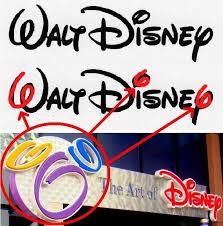 walt disney 666 subliminal message. Modren Walt CULTIC ADVERTISING Walt Disneyu0027s Famous Subliminal 666 Signature Within  U201cArt Of Disney Store To Message