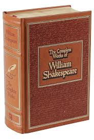 complete works of william shakespeare leather bound classics