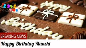 Happy Birthday Mansi Birthday Names Videos Birthday Names Songs