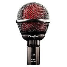 <b>Audix FireBall</b>-V « <b>Микрофон</b> | Musik Produktiv