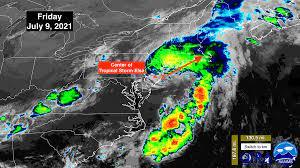 Tropical Storm Elsa speeding toward ...