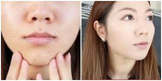 tutorial makeup praktis menutupi jerawat