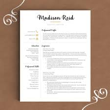 creative resumes resume tips resume templates resume writing creative resume template the madison
